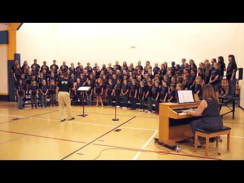 Festus Intermediate School Choir-Song 3