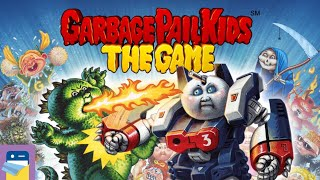 Garbage Pail Kids: The Game - iOS / Android Gameplay Walkthrough Part 1 (by Jago Studios)