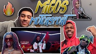 Migos Nicki Minaj Cardi B MotorSport REACTION.mp3
