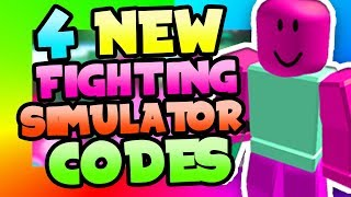Fighting Simulator Codes - 2019