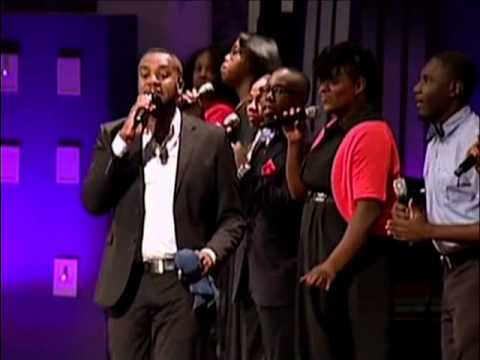 Byron Cage - The Presence Of The Lord Is Here (As Led By Monty Sellers)