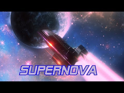 'SUPERNOVA' | Best of Synthwave And Retro Electro Music Mix for 1 Hour