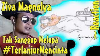 Ziva Magnolya - Tak Sanggup Melupa #TerlanjurMencinta Lyric ~Amiegost Reaction