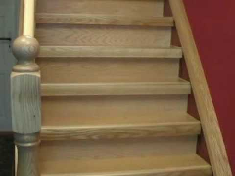 Trefix treppenrenovierungs profile film de pr sentation trefix youtube for Peinture escalier bois v