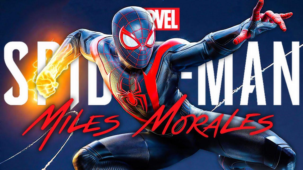 60FPS NA KONSOLI?! | Spider man Miles Morales PL [PS5][#1]
