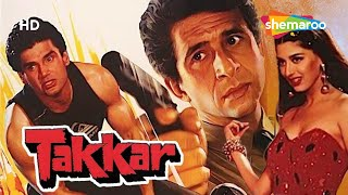 Takkar (HD) - Hindi Full Movie - Sunil Shetty, Sonali Bendre, Naseeruddin Shah - Hindi Action Movie