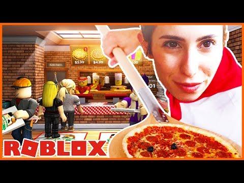 Pizzacı Oldum Roblox Dila Kent