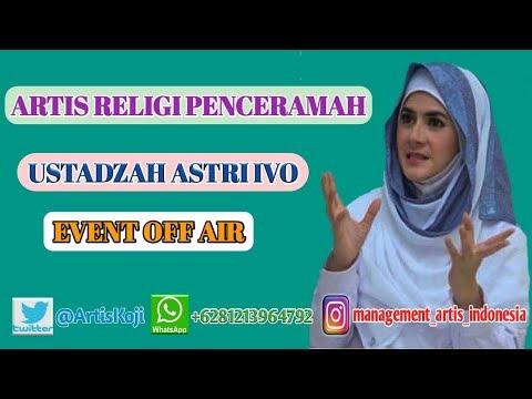 Tausiah Dari Penceramah Ustadzah Astri Ivo