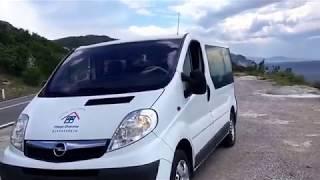 Oт 55€. Opel Vivaro 8 мест! 2009, мкпп, дизель.+382.68.373.770 Viber/Telegram авто в Черногории.