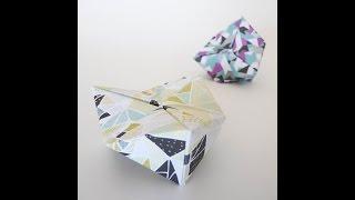 Caleidociclo origami