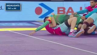 Shabeer Bapu's spectacular performance against Patna Pirates