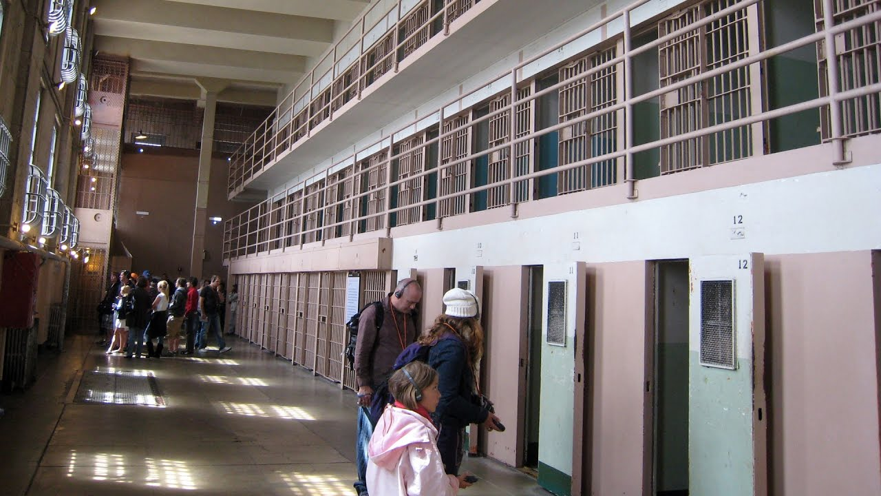 Alcatraz full tour island prison in san francisco for 111 maiden lane salon san francisco