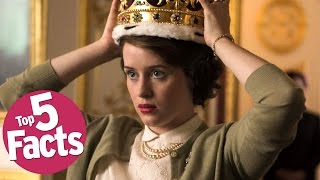 "Video Top 5 Facts about the Netflix Original ""The Crown"" download MP3, 3GP, MP4, WEBM, AVI, FLV Oktober 2017"