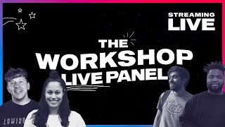 Workshop Live Q&A Day 5 | Luminosity Streaming Live 2021