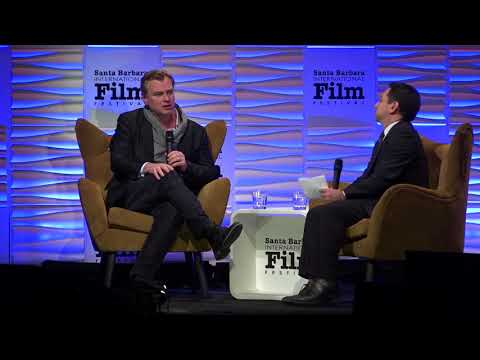 SBIFF 2018 - Outstanding Directors - Christopher Nolan Discussion (Part I)