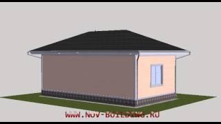 3D видео проект - сауна площадью 29 м2(, 2012-12-16T09:44:44.000Z)