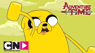 Adventure Time | Dungeon Lunch Time | Cartoon Network