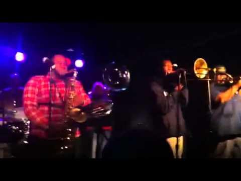 The Soul Rebels 2014 Live Atlanta-Center Stage
