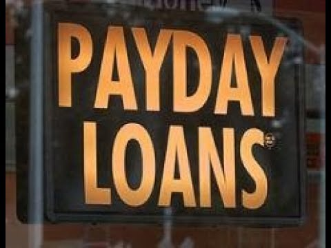 Payday Lenders Are Off The Hook After Stealing Millions