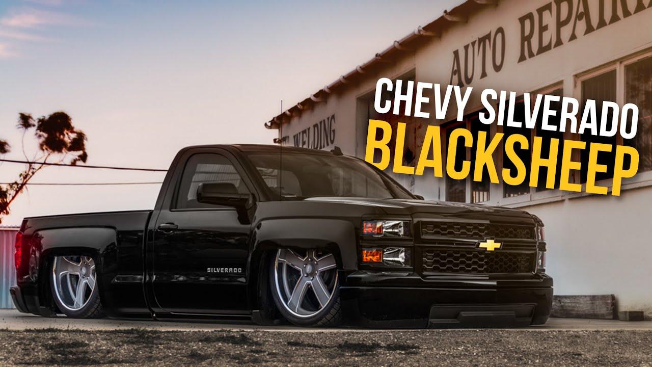 Blacksheep | Chevy Silverado w/ e-Level - YouTube