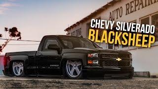 Blacksheep | Chevy Silverado w/ e-Level