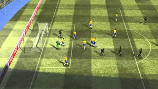 "Pro Evolution Soccer 2008: ""World Cup"" - Part 1"