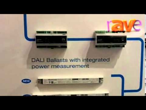 ise 2013 crestron uk features dali lighting solutions youtube