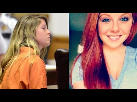 Teen Stabs Her Best Friend To Death - Rachel Shoaf