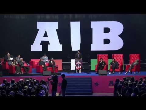 AIB Knockout   The Roast of Arjun Kapoor and Ranveer Singh1080p