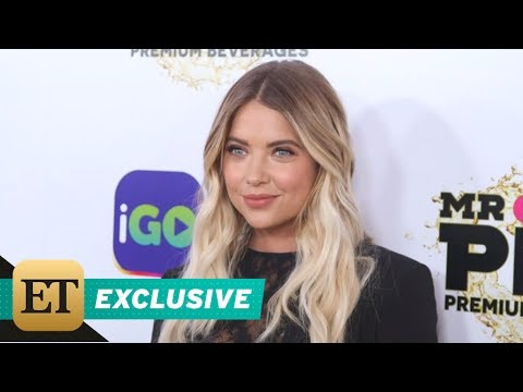 EXCLUSIVE: Ashley Benson On Talks For a 'Pretty Little Liars' Movie: 'I Think We'd All Be Down'
