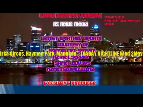 LOABAY NightLine Wed 2May2018 SAMOATV & SAMOA RADIO Live Stream