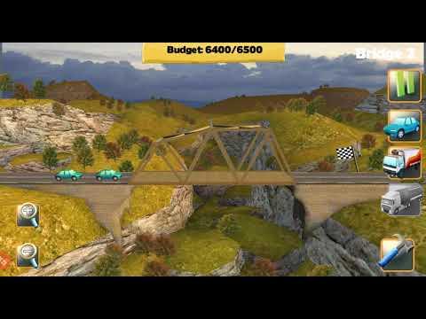 Bridge Constructor - A Bridge Building Simulation Game
