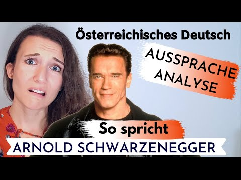 Deutsche Aussprache Analyse