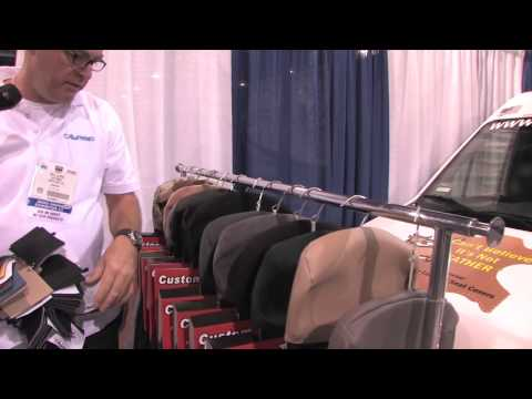 CalTrend Seat Cover Fabric Overview