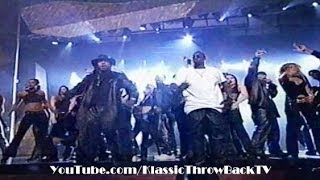 "Busta Rhymes feat. P. Diddy & Jamie Foxx - ""Pass The Courvoisier"" Live (2002)"