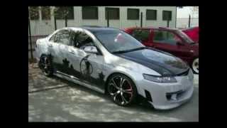 Тюнинг Хонда Аккорд 7 поколения Тюнинг Honda Accord 7