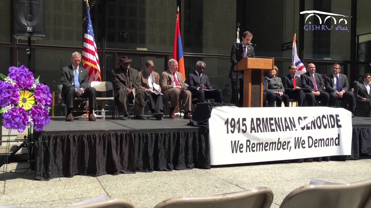 GISHRU at the 100th Year Armenian/Assyrian/Greek Genocide