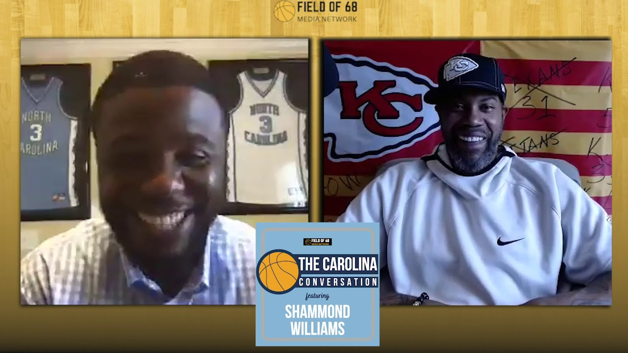 Video: Shammond Williams Chats With Rasheed Wallace