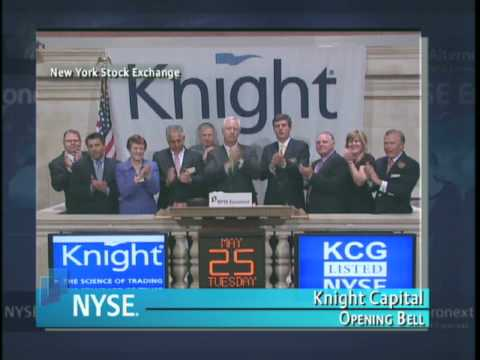 25 May 2010 Knight Capital