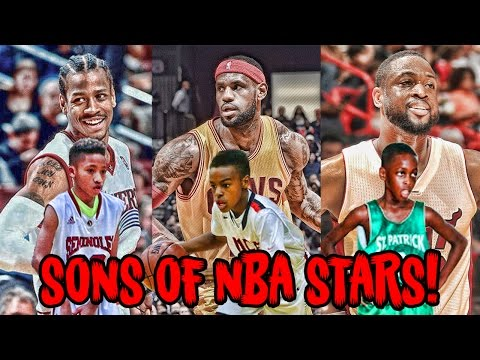 Thumbnail: 5 Sons of NBA LEGENDS Who Play Just Like Their Dads!