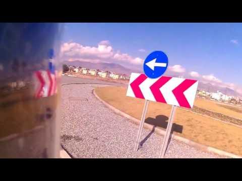 Yamaha R6 ile Lefkoşa Dereboyu Turu/ Tour with R6 in Nicosia