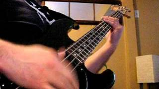 Level 42- The Chant has Begun bass cover