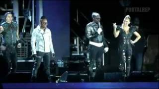 The Black Eyed Peas - The Time (Dirty Bit) [Live] - Central Park (Concert 4 NYC)