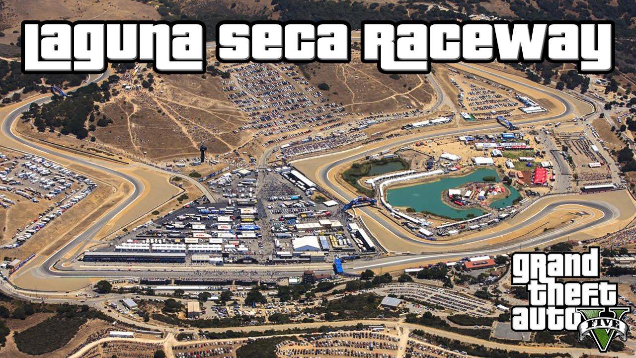 Laguna Seca Raceway >> Laguna Seca Raceway (GTAV) - YouTube
