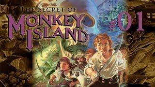 The Secret of Monkey Island #1 - Me llamo TioBrocha y quiero ser piratuelo