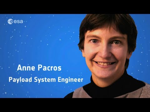 Anne Pacros: Payload system engineer