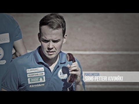 21.1.2016 Haastattelussa pelinjohtaja Sami-Petteri Kivimäki