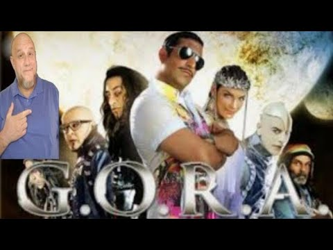 G.O.R.A. Turkish, Sci-fi, Comedy-Space- Movie REVIEW