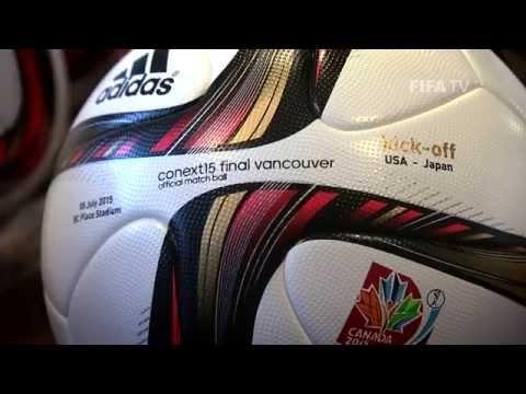 Women's World Cup Final Ball Gets Made