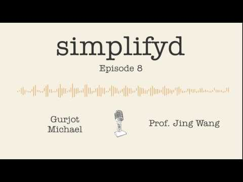 Ep. 8 - Prof. Jing Wang (ETH Zurich) on how the air you breathe can kill you | Simplifyd
